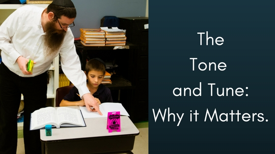 TheTone and TuneOf TeachingTorah