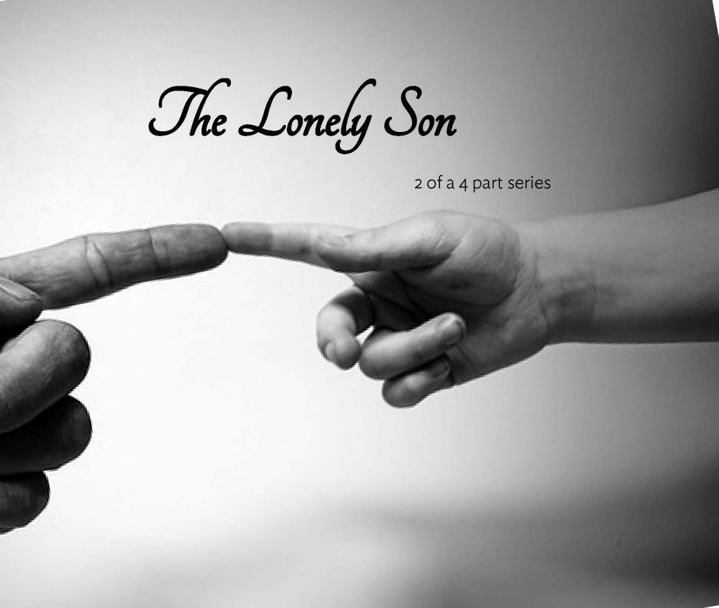 The Lonely Son blog image
