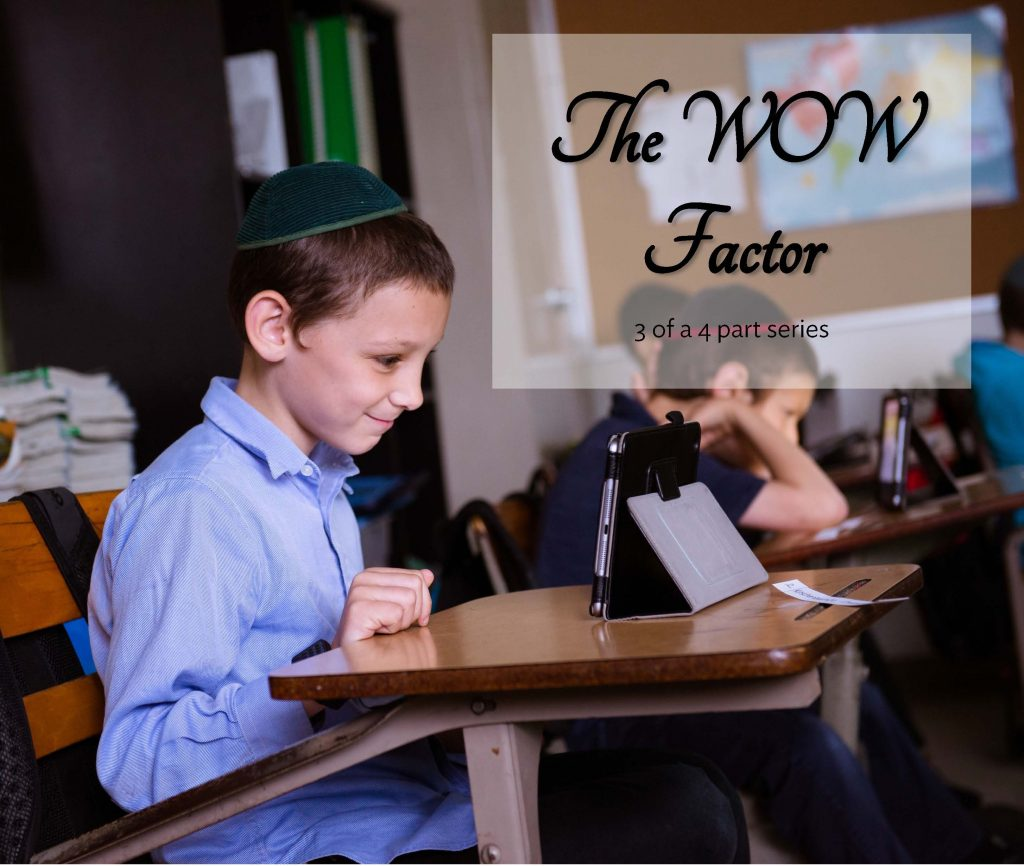 The WOW Factor blog image