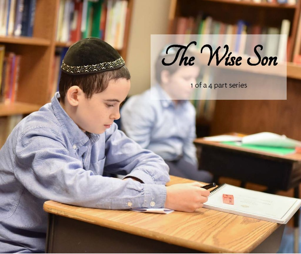 The Wise Son blog image