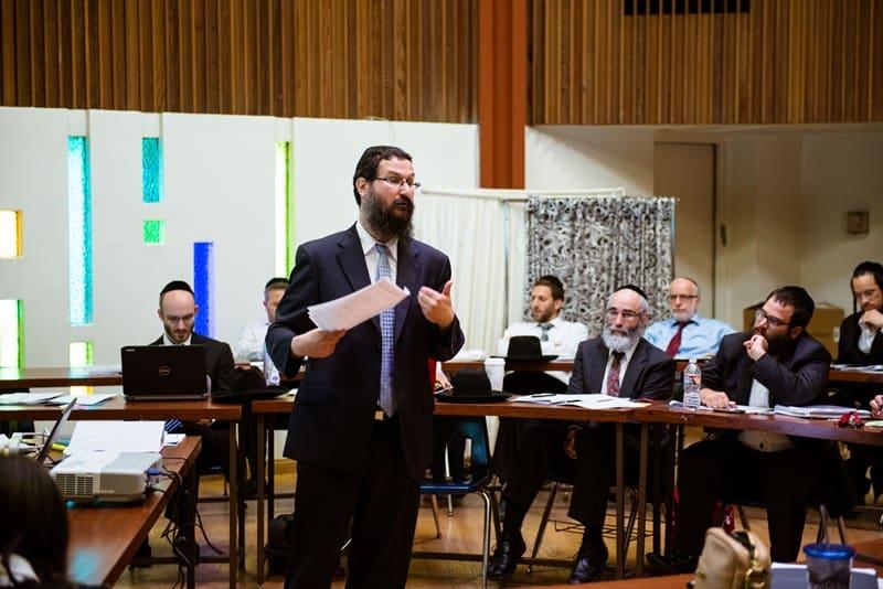 Unlocking the Chumash - R' Greenbaum Speaking