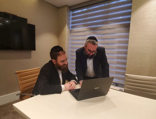 New Chinuch Job Placement Director Hits the Ground Running
