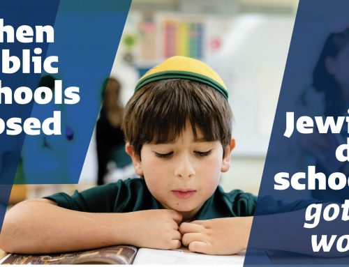 183 Public-School Students Have Enrolled In Chabad Day Schools This Year
